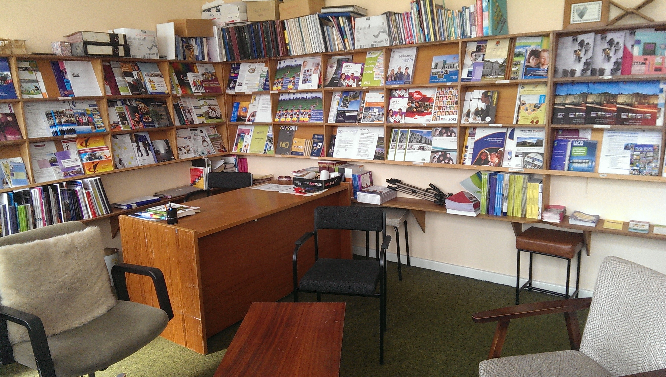 Guidance Office Resources - St Joseph's Mercy Secondary School