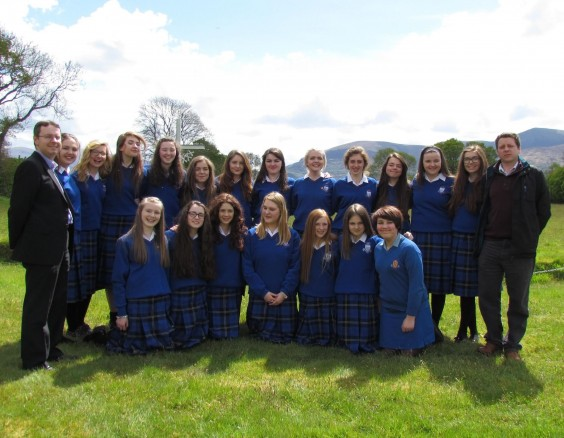 Schola at AMCSS Conference in Killarney