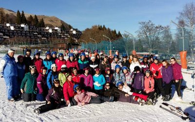 Transition Year Diary:  Ski Trip to Italy
