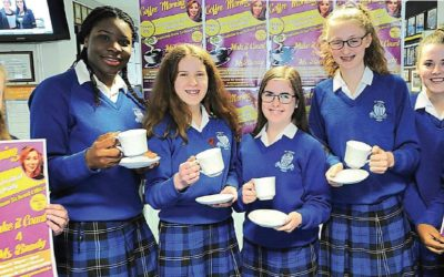 Make it Count 4 Ms Brady Coffee Morning: 10 March