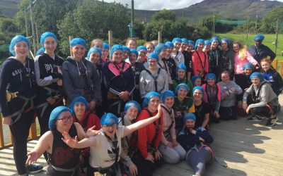 TY Team Building in Carlingford