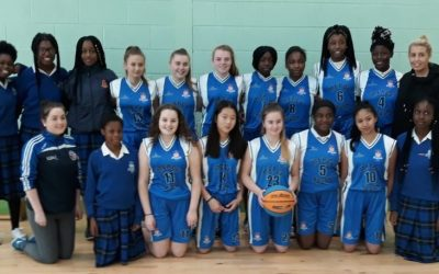 Under-16 Basketball Win