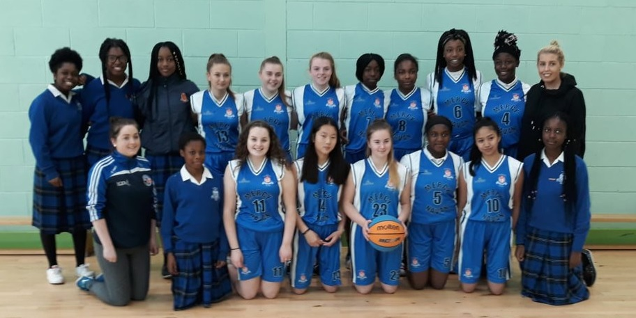 Under-16 Basketball Win
