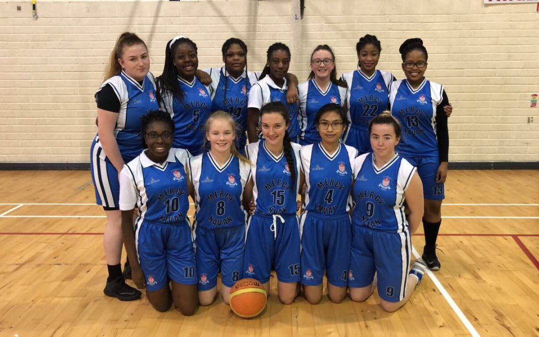 Basketball Updates: Mercy Navan vs Scoil Mhuire Trim
