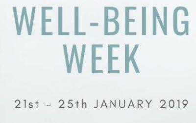 Well-being Week 2019