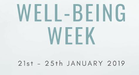Well-being Week 2019