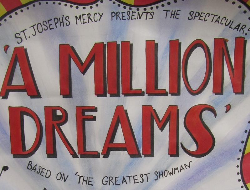 'A Million Dreams': 30th April & 1st May