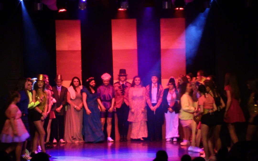 TY Show 'A Million Dreams' in aid of Aisling Brady