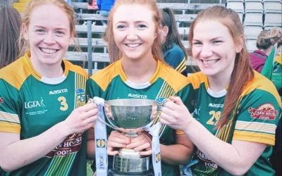 Past Pupils Triumph in LIDL LGFA Final