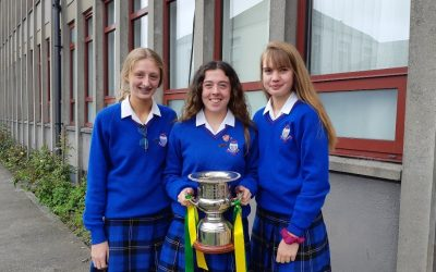 Senior Students Share in Leinster Minor A Success!