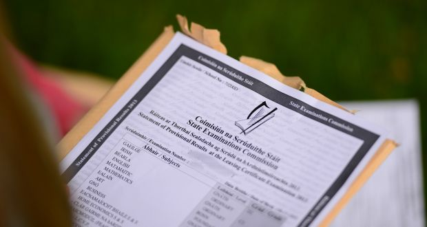 Information on Leaving Certificate Results and Online Registration