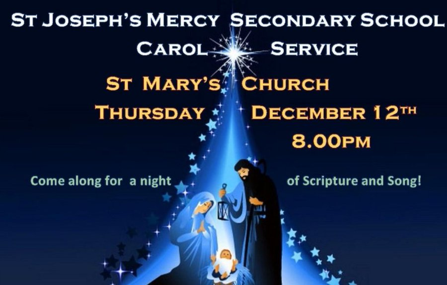 Christmas Carols at St Mary's