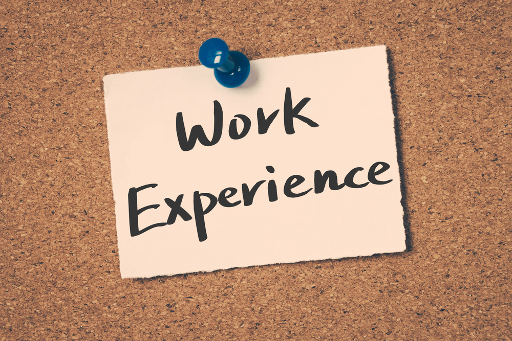 TY & LCVP Work Experience