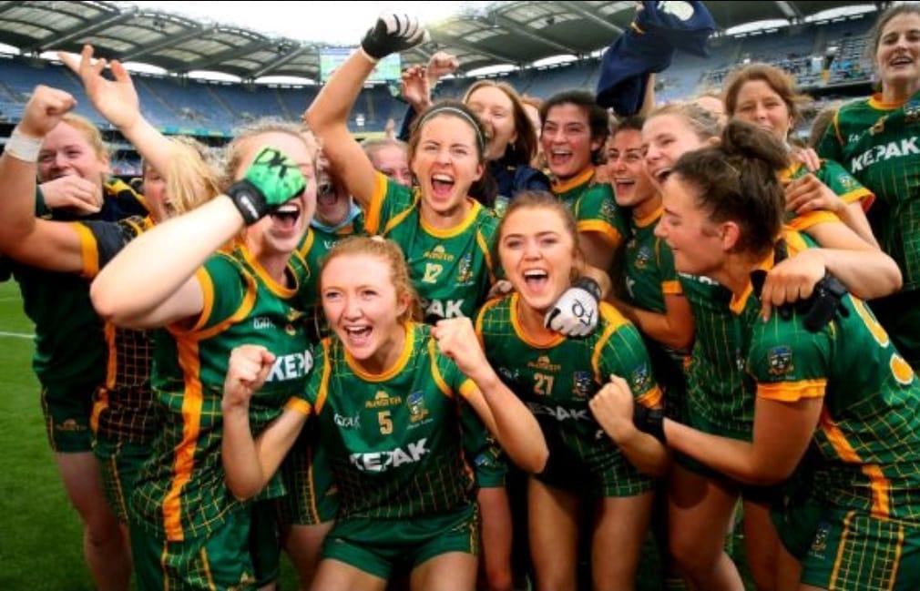 All-Ireland Senior Football Champions!